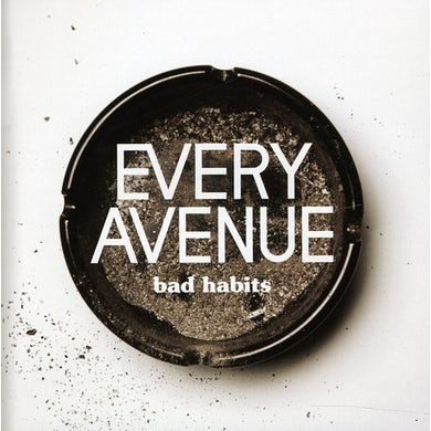 Every Avenue BAD HABITS CD