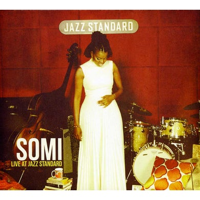 Somi LIVE AT JAZZ STANDARD CD