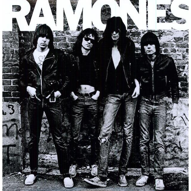 Ramones Vinyl Record - 180 Gram Pressing, Remastered