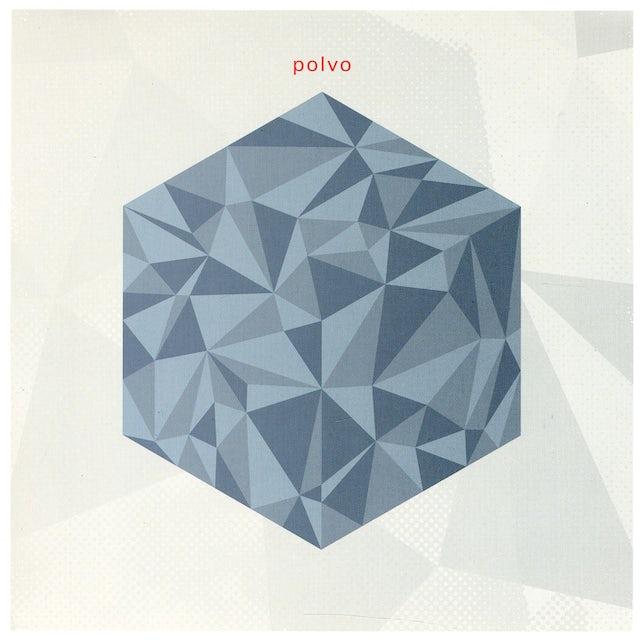 Polvo HEAVY DETOUR B/W ANCHORESS Vinyl Record