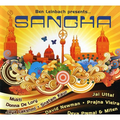 BEN LEINBACH PRESENTS SANGHA CD