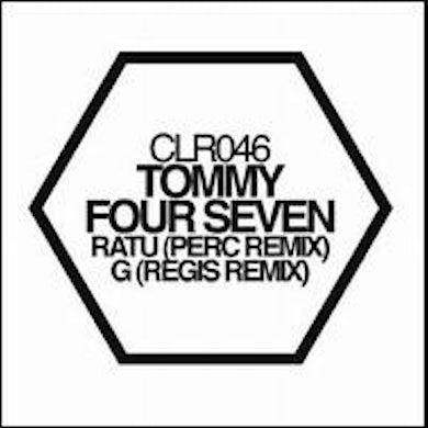 Tommy Four Seven RATU / G REMIXES Vinyl Record