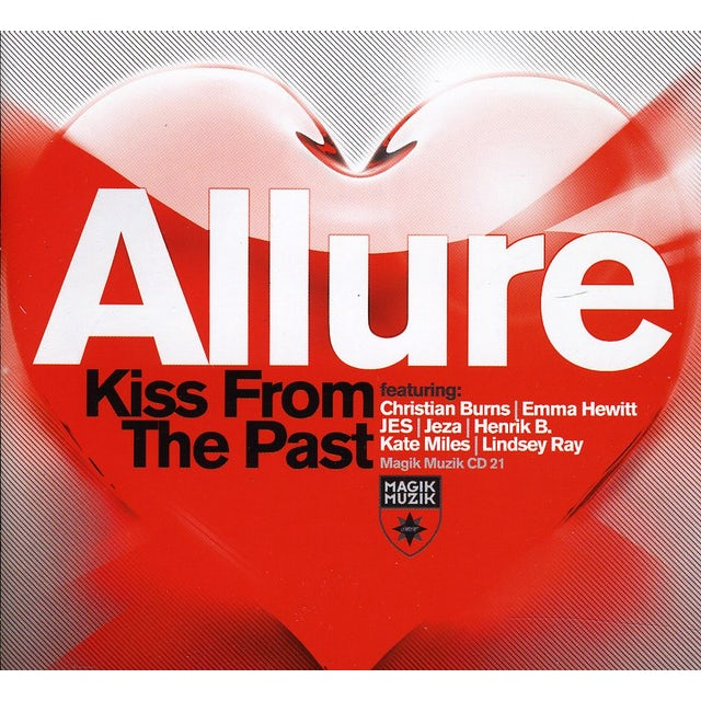 Allure KISS FROM THE PAST CD