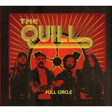 The Quill FULL CIRCLE CD