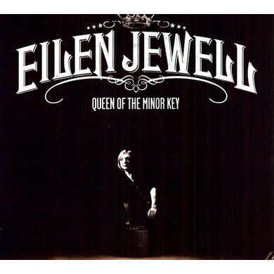 Eilen Jewell QUEEN OF THE MINOR KEY Vinyl Record