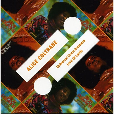 Alice Coltrane UNIVERSAL CONSCIOUSNESS / LORD OF LORDS CD