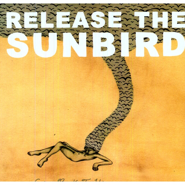 Release The Sunbird COME BACK TO US Vinyl Record