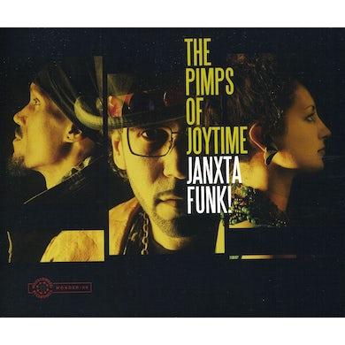 Pimps Of Joytime JANXTA FUNK CD