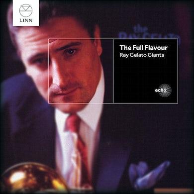 Ray Gelato FULL FLAVOUR CD