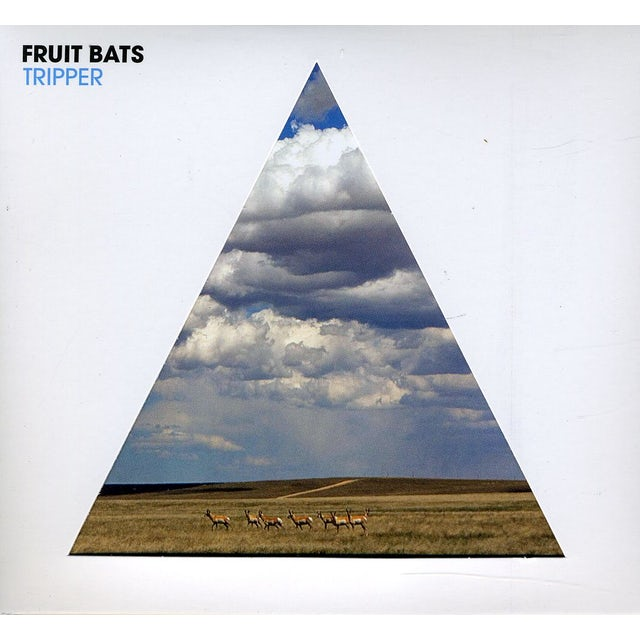 Fruit Bats TRIPPER CD