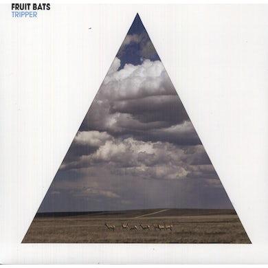 Fruit Bats TRIPPER Vinyl Record