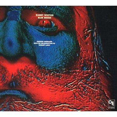 Randy Weston BLUE MOSES CD