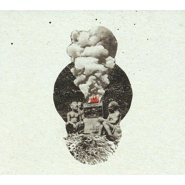 Ras G DOWN 2 EARTH Vinyl Record