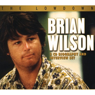 Brian Wilson LOWDOWN (INTERVIEWS) CD