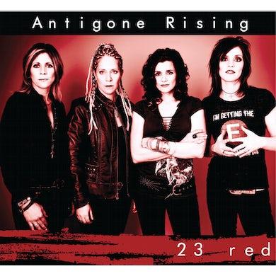 Antigone Rising 23 RED CD