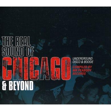Real Sound Of Chicago & Beyond Underground / Var CD