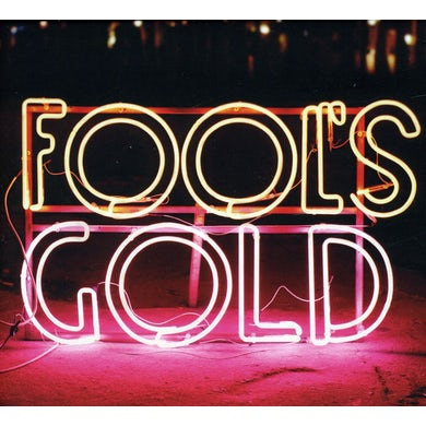 Fools Gold LEAVE NO TRACE CD