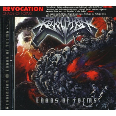 Revocation CHAOS OF FORMS CD