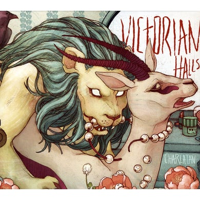 Victorian Halls CHARLATAN CD