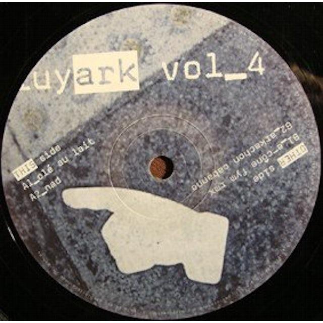 ALLELUYARK PT. 1 Vinyl Record