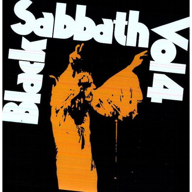 Black Sabbath VOLUME 4 Vinyl Record - 180 Gram Pressing