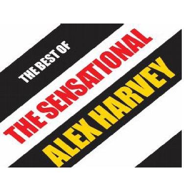 BEST OF THE SENSATIONAL ALEX HARVEY CD