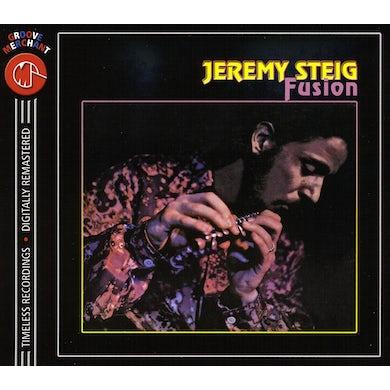 Jeremy Steig FUSION CD