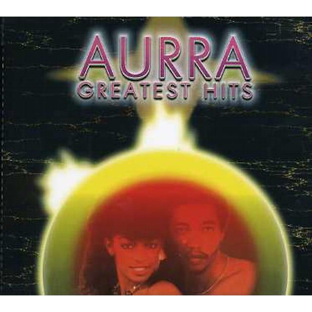 Aurra GREATEST HITS CD