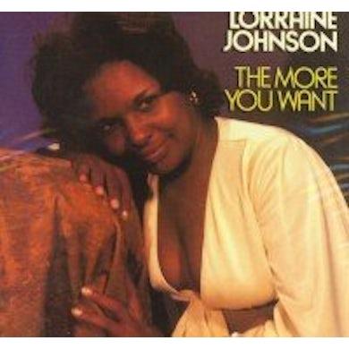Lorraine Johnson COLLECTION CD