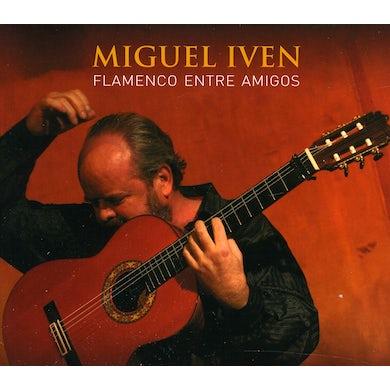 Miguel Iven FLAMENCO ENTRE AMIGOS CD