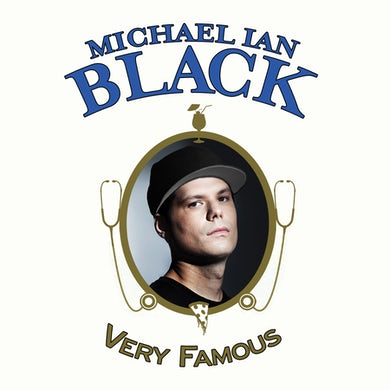 Michael Ian Black VERY FAMOUS CD