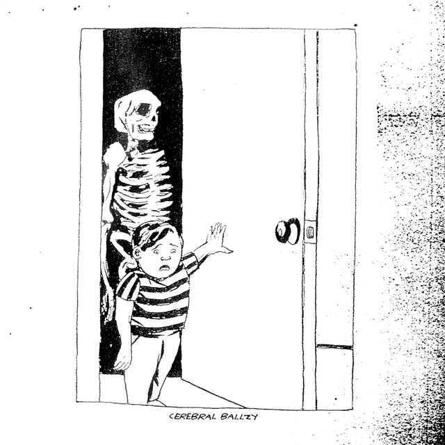CEREBRAL BALLZY (Vinyl)