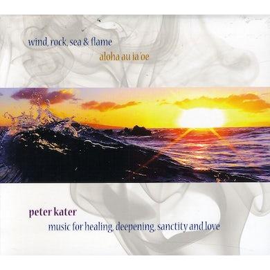 Peter Kater WIND ROCK SEA & FLAME CD