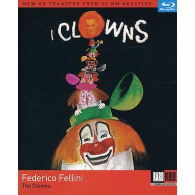 CLOWNS (1970) Blu-ray