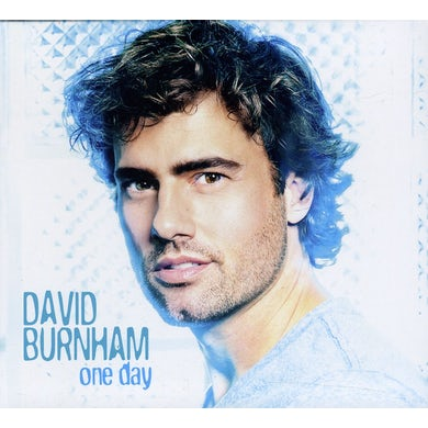 David Burnham ONE DAY CD