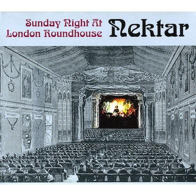 Nektar SUNDAY NIGHT AT LONDON ROUNDHOUSE CD