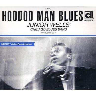 Junior Wells HOODOO MAN BLUES CD