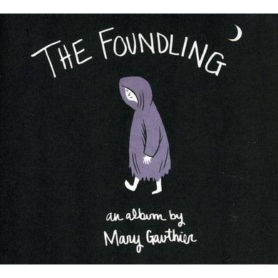 Mary Gauthier FOUNDLING CD