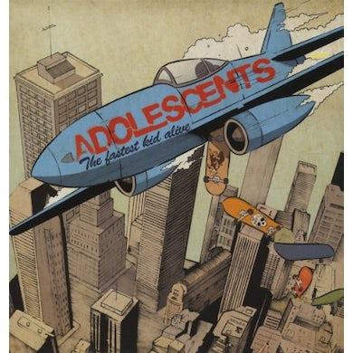 Adolescents FASTEST KID ALIVE Vinyl Record