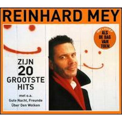 Reinhard Mey DIE 20 GROSSEN ERFOLGE CD