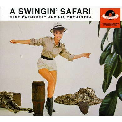 Bert Kaempfert SWINGIN SAFARI CD