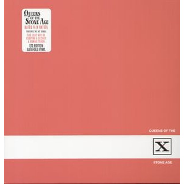 Queens Of The Stone Age RATED R Vinyl Record