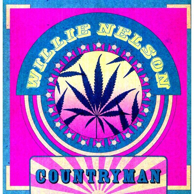 Willie Nelson COUNTRYMAN (ANIV) (LTD) (CVNL) (Vinyl)