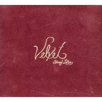 Stoney Larue VELVET CD