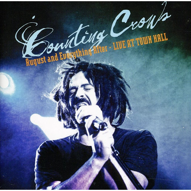 Counting Crows AUGUST & EVERYTHING AFTER: LIVE FROM TOWN HALL CD