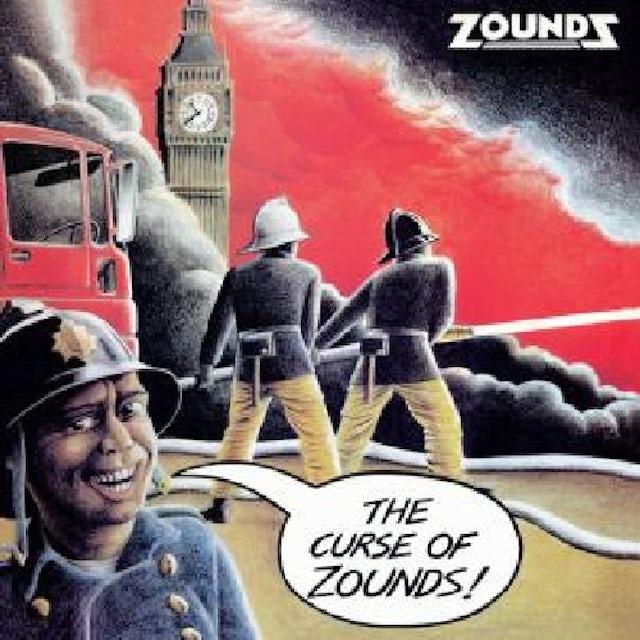 CURSE OF ZOUNDS Vinyl Record