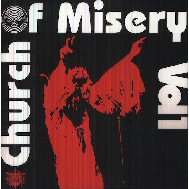 Church Of Misery VOLUME 1 Vinyl Record