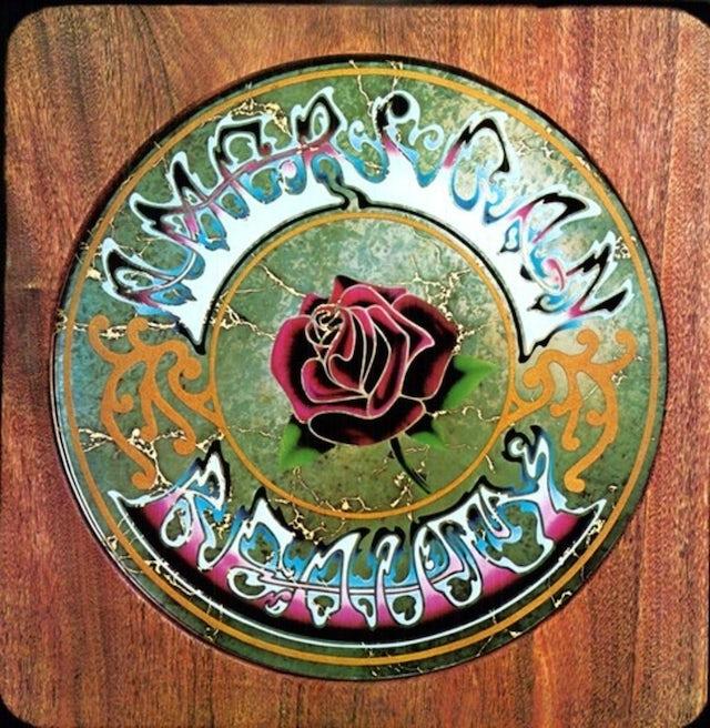 Grateful Dead American Beauty - 180-Gram Vinyl Record LP (2011 Reissue)