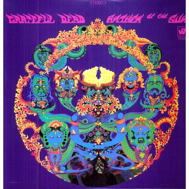 Grateful Dead ANTHEM OF THE SUN Vinyl Record