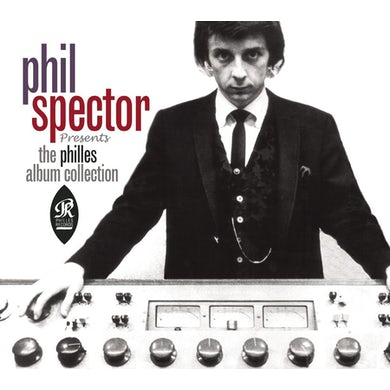 PHIL SPECTOR PRESENTS THE PHILLES ALBUM COLLECTION CD
